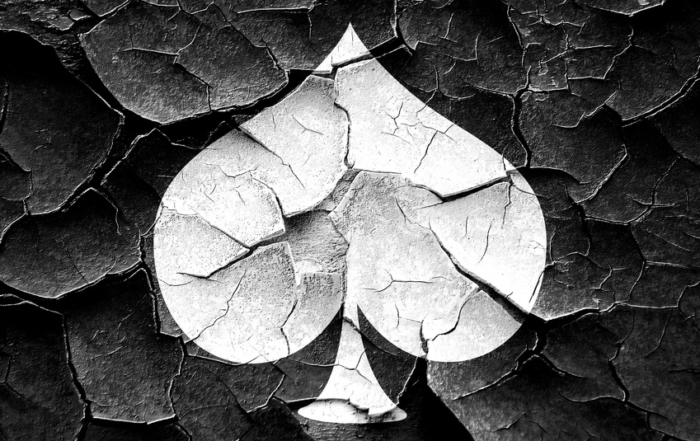 Cracked Spade