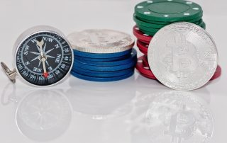 Bitcoin poker games